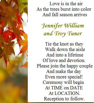 Wedding Invitation Wording Ideas Just Another WordPress Site